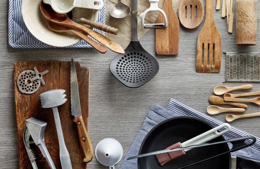 20 Essential Kitchen Tools